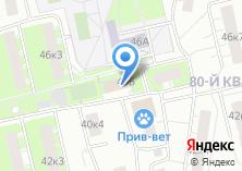 Компания «Окулюкс» на карте