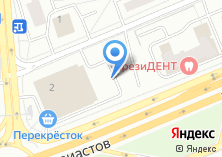 Компания «Автомойка №1 на Магнитогорской» на карте