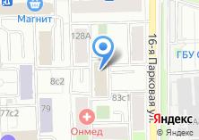 Компания «ВентИндустрия» на карте