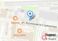 Компания «Альянс-ЛК» на карте