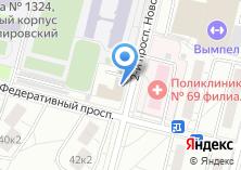 Компания «Спецнефтегаз» на карте
