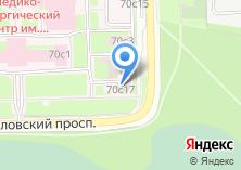 Компания «Храм-часовня Николая Чудотворца» на карте