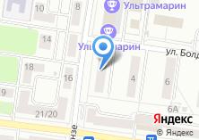 Компания «Королёвский комплексный центр социального обслуживания населения» на карте