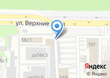 Компания «Бишкек сити» на карте