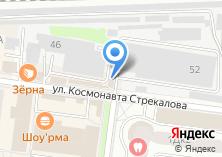 Компания «Дельма» на карте