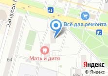 Компания «Почтовое отделение №111396» на карте