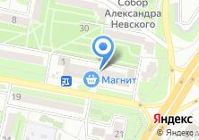 Компания «Аптека №5 МУП» на карте
