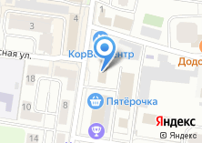 Компания «Братина» на карте