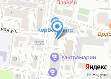 Компания «ВДВ-Информ» на карте