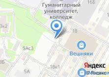 Компания «Автостоянка на Молдагуловой» на карте