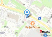 Компания «МДТ» на карте