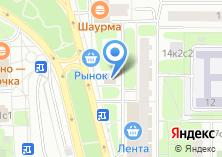 Компания «Рин» на карте