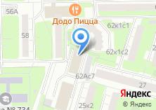 Компания «Siman» на карте