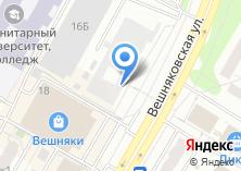 Компания «Государственный Московский театр иллюзии» на карте