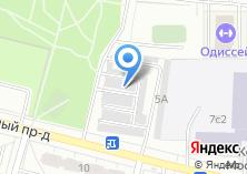 Компания «ШинЭксперт-Н» на карте