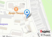 Компания «Сеть магазинов газового оборудования» на карте