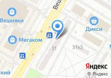 Компания «Перовский-2» на карте