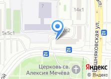 Компания «Адвокат Смирнов С.Г. и партнеры» на карте