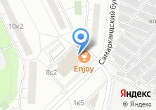 Компания «Артэкс мобайл» на карте