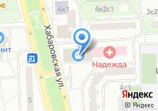 Компания «Ремстройсервис» на карте