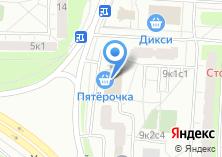 Компания «Акмаком» на карте