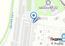 Компания «Алдиг-Зет» на карте