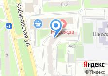Компания «ВАО ДЕНТ» на карте