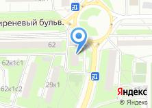 Компания «Детская библиотека №62» на карте