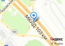 Компания «МосМеталлГрупп» на карте