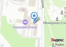 Компания «АЭНКОМ» на карте