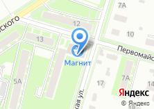 Компания «Телесто-М» на карте