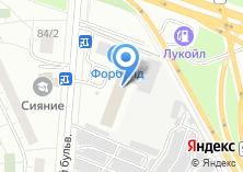 Компания «Московский институт предпринимательства и права» на карте