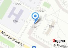 Компания «Фреон» на карте