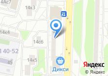 Компания «БашМаг» на карте