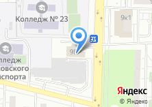 Компания «Пожарная часть №71» на карте