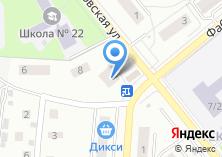 Компания «М-Дент» на карте