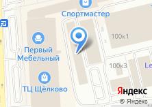 Компания «Прибормонтажсервис» на карте