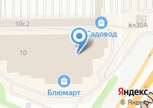 Компания «ЭТАЛОН-СПЕЦОДЕЖДА» на карте