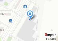 Компания «Бентар-М» на карте