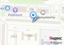 Компания «Audivi» на карте
