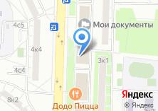 Компания «Новинка» на карте