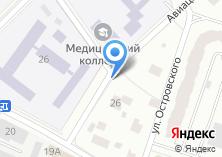 Компания «Пушкинская городская похоронная служба» на карте