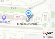 Компания «Ветераны войны труда вооруженных сил и правоохранительных органов района Вешняки» на карте