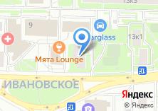 Компания «Адмт» на карте