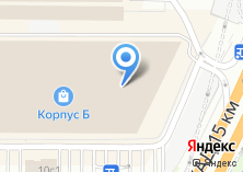 Компания «Анкара Донери» на карте