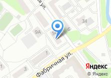 Компания «КМ Системс» на карте
