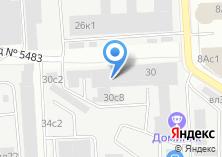 Компания «Привод плюс» на карте