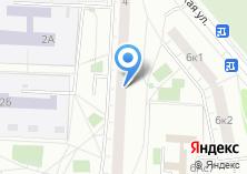Компания «ОДС Инженерная служба района Вешняки» на карте
