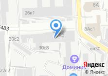 Компания «Пин*инструмент - инструмент оптом» на карте