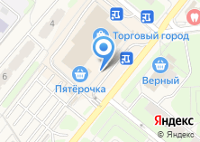 Компания «РЕСО-Гарантия» на карте